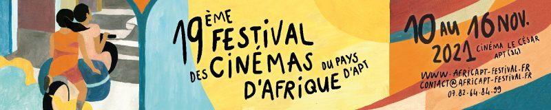 Conférence de presse 19ème édition du Festival des Cinémas d'Afrique